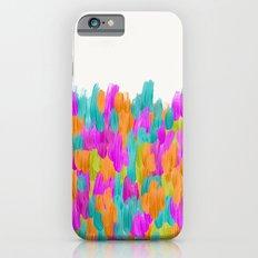 Lula Festive Abstract Brushstrokes Slim Case iPhone 6s