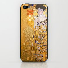 Gustav Klimt - The Woman in Gold iPhone & iPod Skin