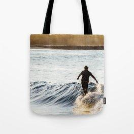 Noosa Longboarder Tote Bag