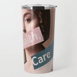Health Care for all. Travel Mug