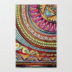 Pattern Fun Canvas Print