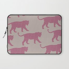 Pink Tigers Laptop Sleeve