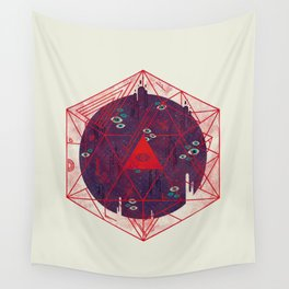 Containment Wall Tapestry