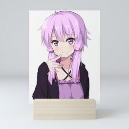 Yuzuki Yukari Mini Art Print