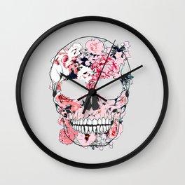 Famous When Dead Wall Clock