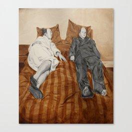 Post Modern Intimacy II Canvas Print