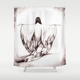 Elle Shower Curtain