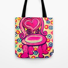 The Enchanted Chair Tote Bag
