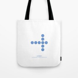 Design Principle TWO - Alignment Tote Bag