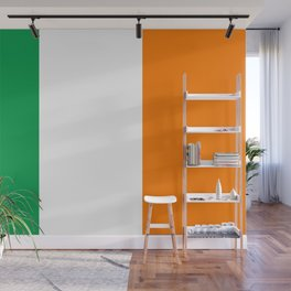 Flag of Ireland, High Quality Image Wall Mural