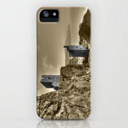 Crown Tin Mines  iPhone Case