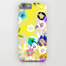 Floral Dreams iPhone 6s Slim Case