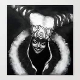 Rita Repulsa Canvas Print