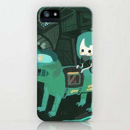 tland iPhone Case