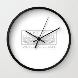 USCSS Covenant Wall Clock