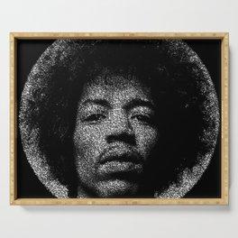 Hendrix Serving Tray