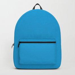 Oktoberfest Bavarian Blue Solid Color Backpack
