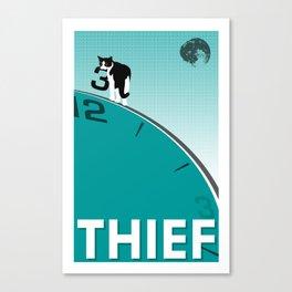 Thief Canvas Print