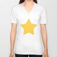 steven universe V-neck T-shirts featuring Steven Universe by JoSumdac