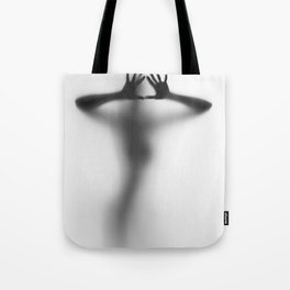 Shower Lass Photography Sexual Tote Bag