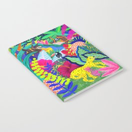 Jungle Party Animals Notebook