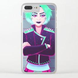 Verde Clear iPhone Case