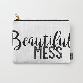 Beautiful Mess Carry-All Pouch