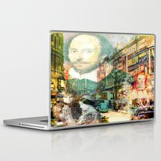 Old England 2 Laptop & iPad Skin