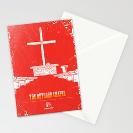 The Outdoor Chapel - Home At Last Stationery Cards