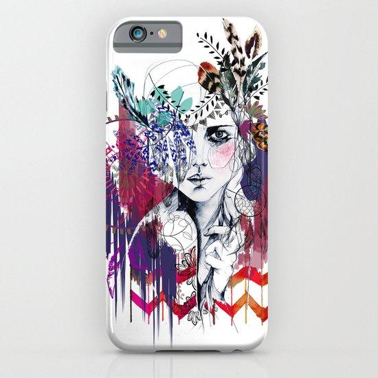 Tribal Girl  iPhone & iPod Case