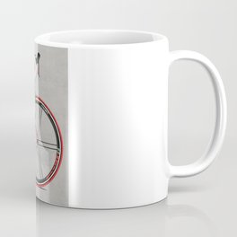 Race Bike Coffee Mug