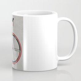 Race Bike Coffee Mug