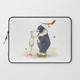 Winter gift for Bear Laptop Sleeve