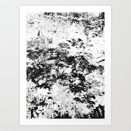 Thicket Art Print
