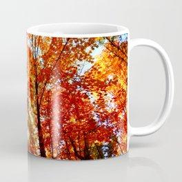 Sun in the Trees Coffee Mug