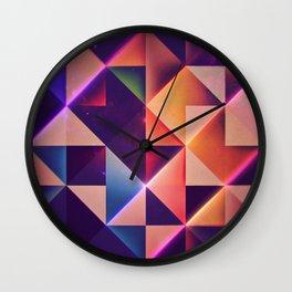 lyng pyst gwnn Wall Clock
