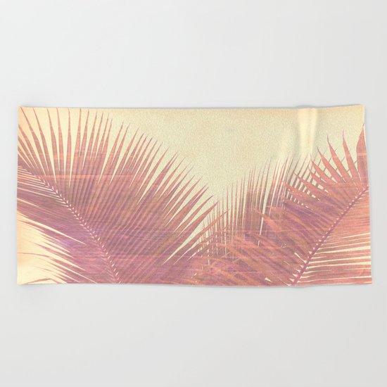 Vintage Palm Beach Towel