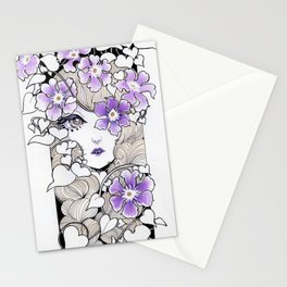Vines Stationery Cards