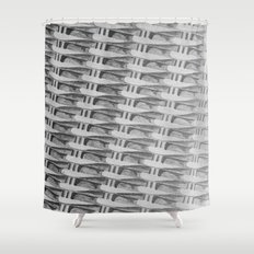 Pattern Sketch Shower Curtain