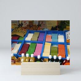 French Soaps Mini Art Print