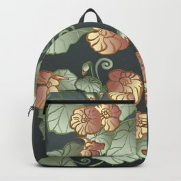 Art Nouveau Garden Backpack