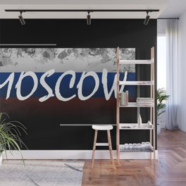 Moscow Wall Mural