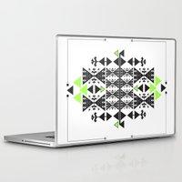 rug Laptop & iPad Skins featuring :::Space Rug::: by Süyümbike Güvenç