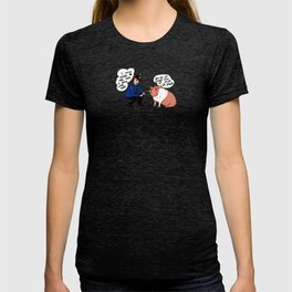 The Danish Protest Pig T-shirt