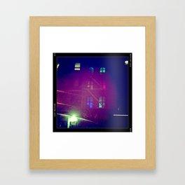 House Party Framed Art Print