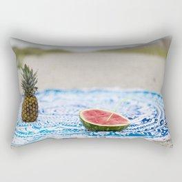 Fruity Beachin Rectangular Pillow