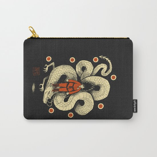 dbz Carry-All Pouch