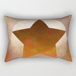 Star Composition VIII Rectangular Pillow
