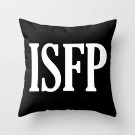 ISFP Throw Pillow