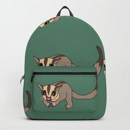 Cute sugar glider Backpack